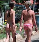 Russian Nudist Family